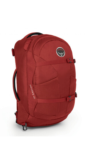 Osprey Farpoint 40 Reisbagage M/L rood